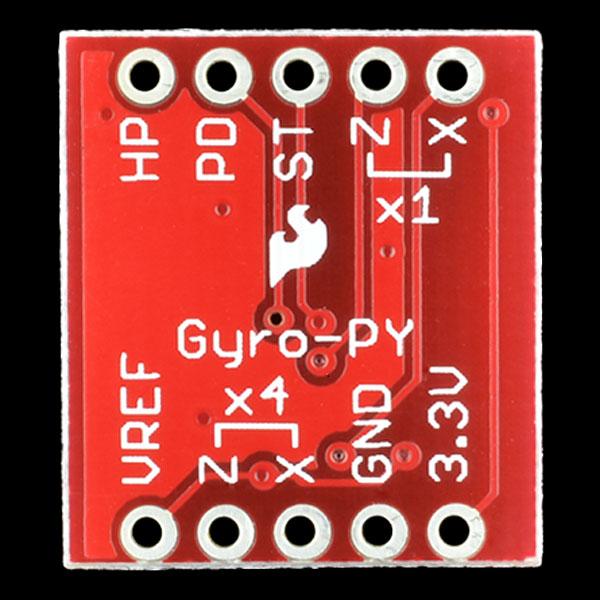 Gyro Breakout Board - LPY530AL Dual 300/s