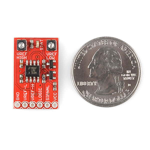SparkFun Window Comparator