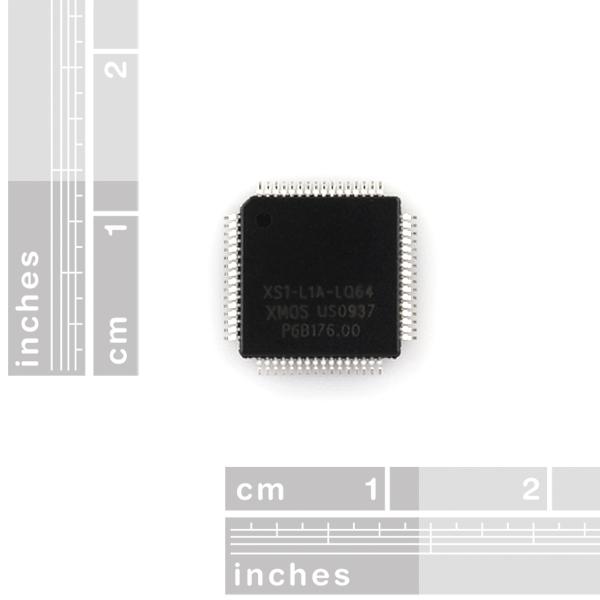 XMOS Processor - XS1-L1-64