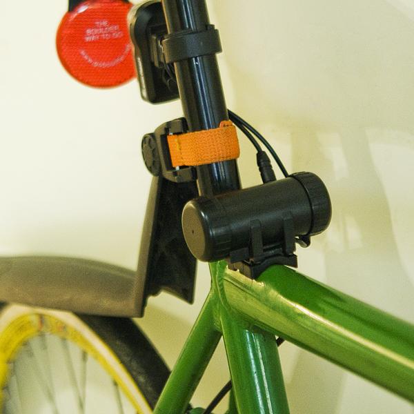 Watertight Battery Holder - 3 x AA