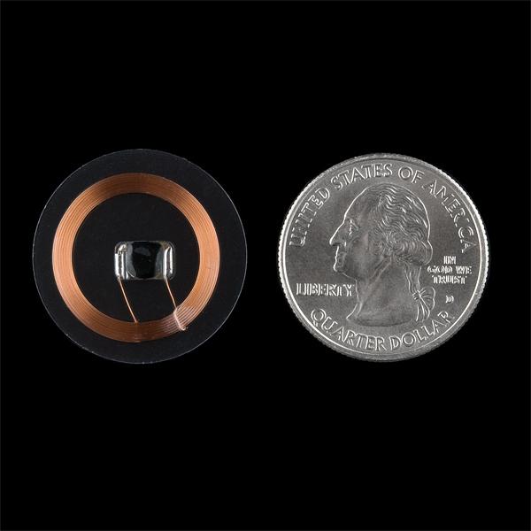 RFID Tag - Transparent MIFARE Classic® 1K (13.56 MHz)