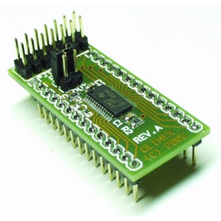 Header Board for MSP430F1232
