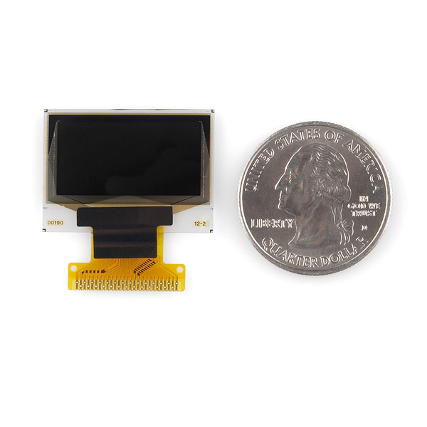 "Graphic OLED Display - 0.96"" Blue"
