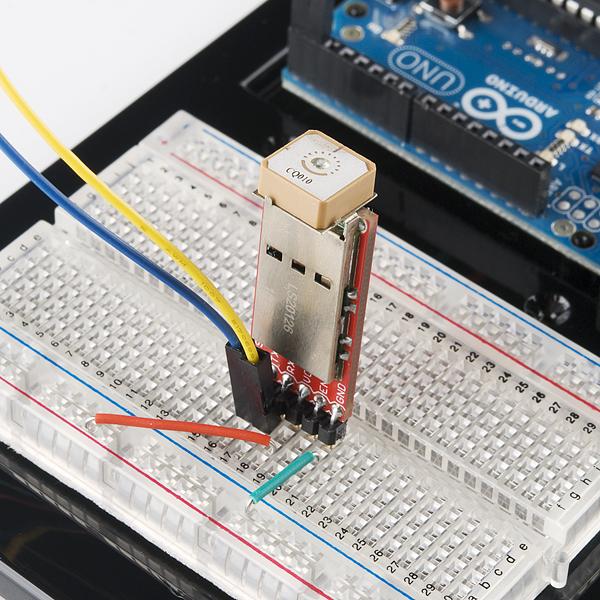 SparkFun GPS Receiver Breakout - LS20126