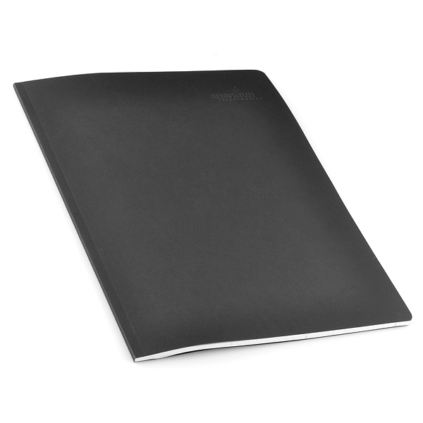 "SFE Project Notebook - 10"" x 7.5"" (Black, White Pages)"