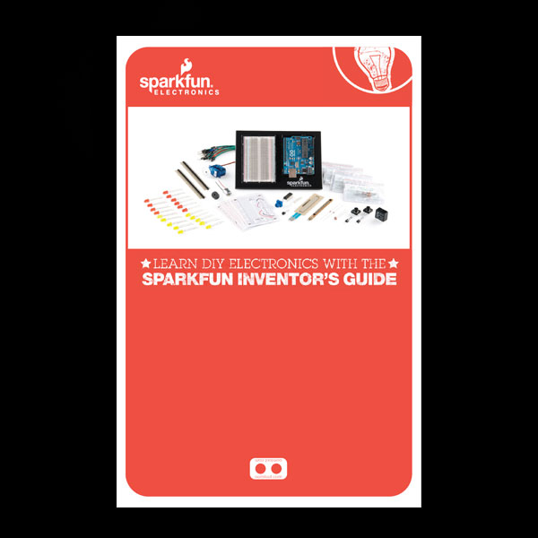 SparkFun Inventor's Kit for Arduino (Old Stock)