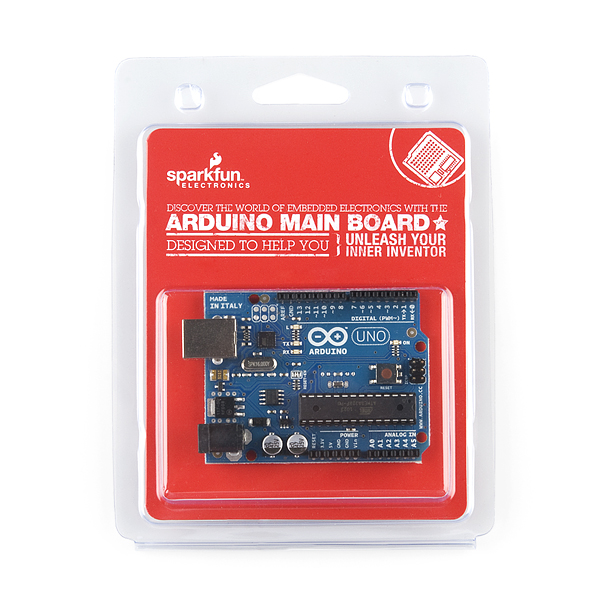 Arduino Main Board Retail (Uno)