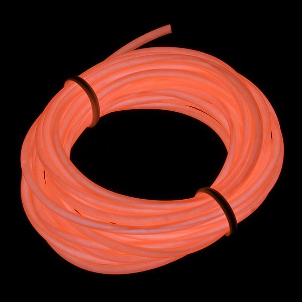 EL Wire - Orange 3m