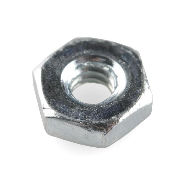 Nut - Metal (4-40)