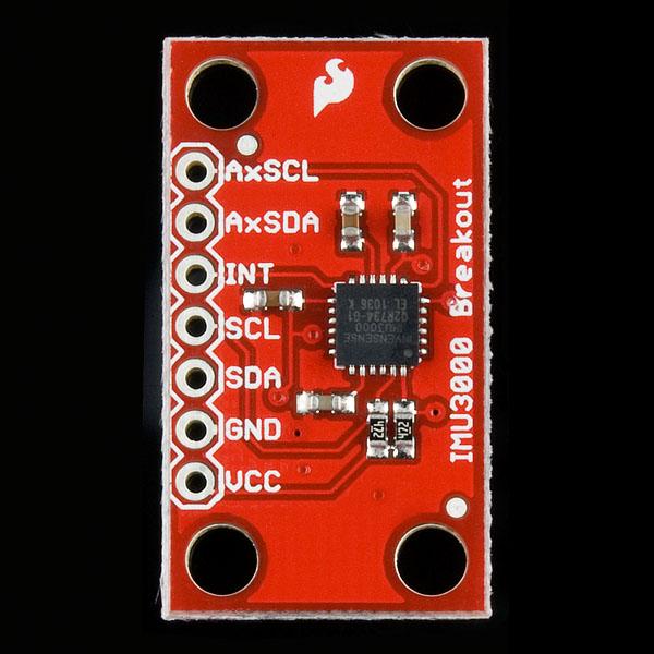 SparkFun Digital IMU Breakout - IMU3000
