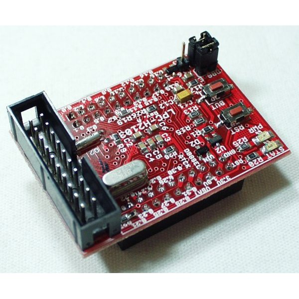 Header board for LPC2103