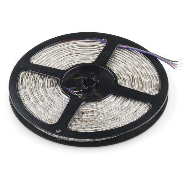 RGB LED Strip - 60 LED/m - 5m