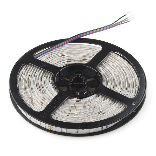 RGB LED Strip - 30 LED/m - 5m