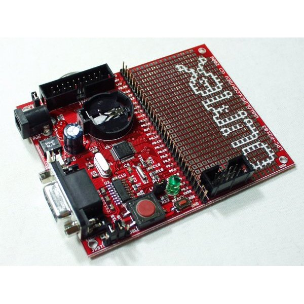 Prototyping Board for LPC2103
