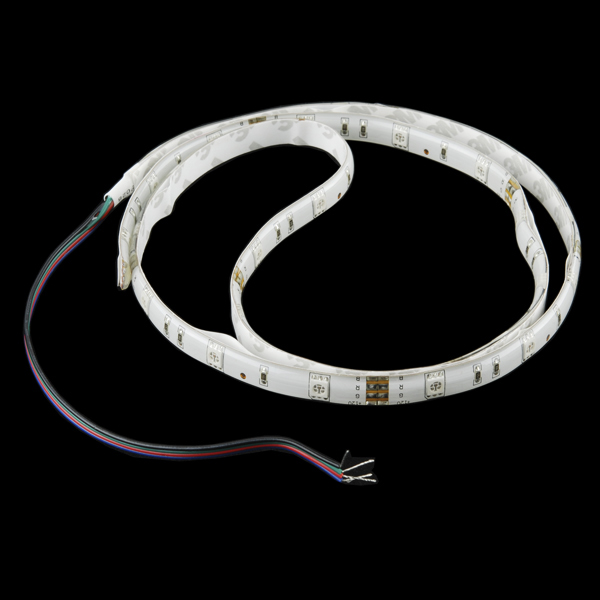 RGB Led Strip - 30 LED/m - 1m (Ding and Dent)