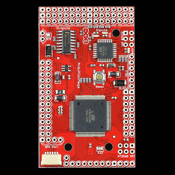 ArduPilot Mega - Arduino Mega compatible UAV Controller