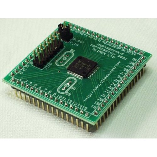 Header Board for MSP430F169