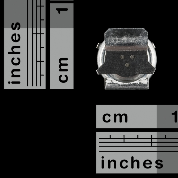 Super Capacitor - 0.2F/3.3V
