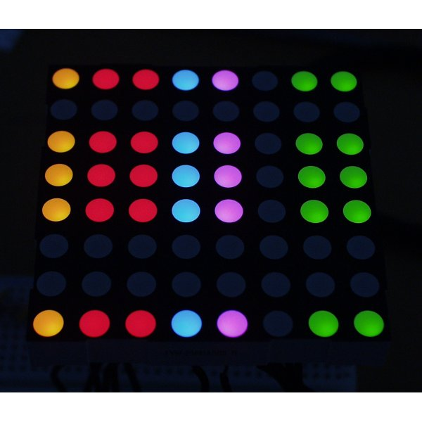 LED Matrix - Tri Color - Large
