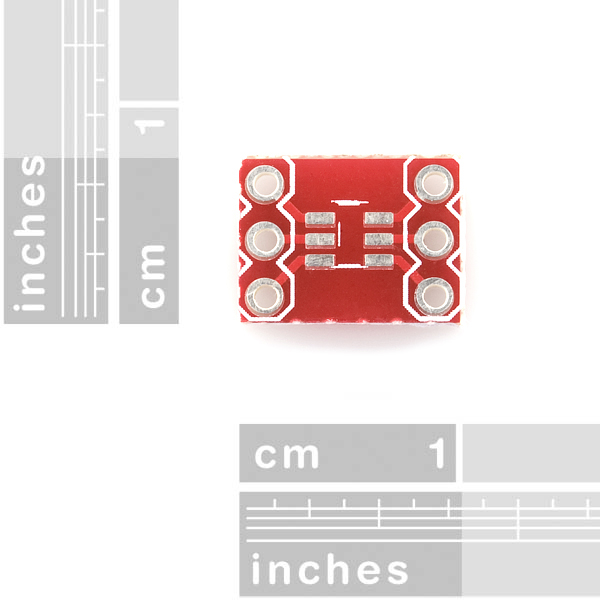 SparkFun SOT23 to DIP Adapter