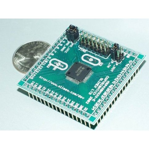 Header Board for MSP430F413