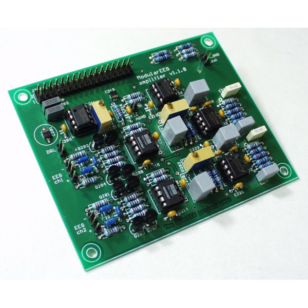 Open EEG - Analog Board