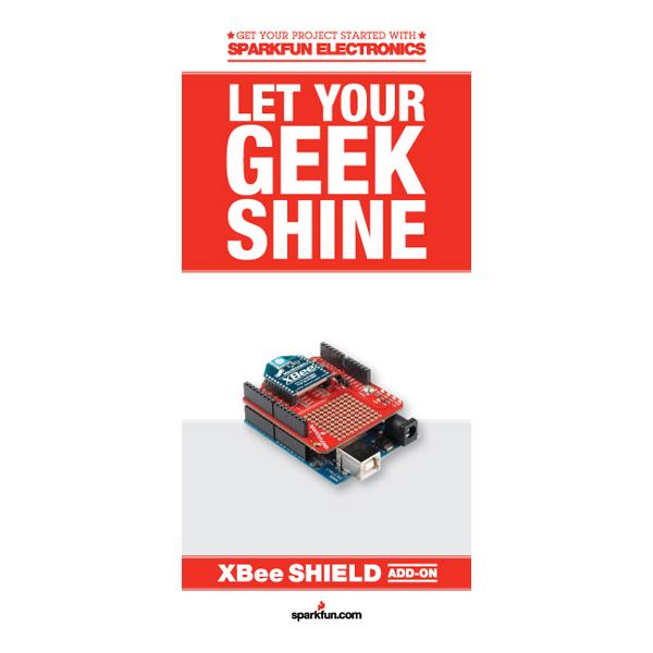 Retail Sales Sheet - XBee Kit