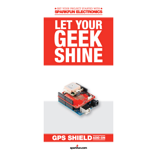 Retail Sales Sheet - GPS Shield