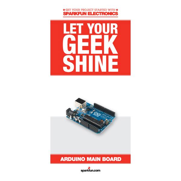 Retail Sales Sheet - Arduino Main Board