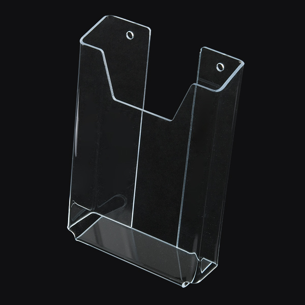 Retail Clear Plastic Holder - Size B