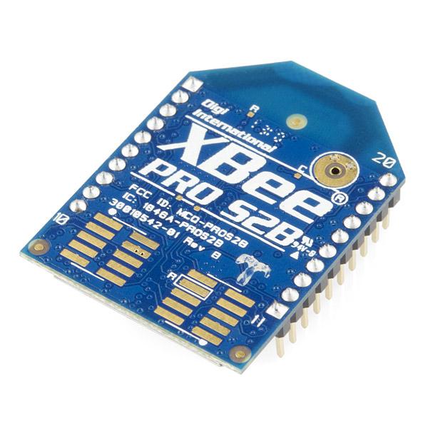 XBee Pro 63mW PCB Antenna - Series 2B (ZigBee Mesh)