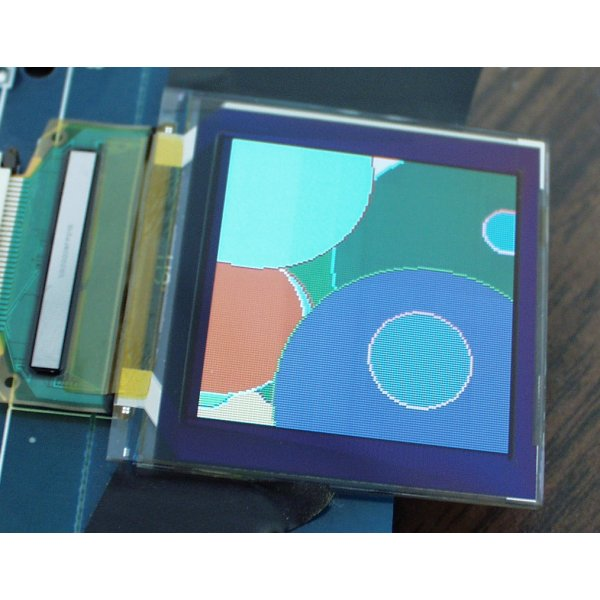 Graphic OLED Color Display 128x128