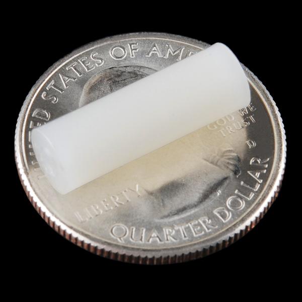 "Standoffs Plastic - (4-40; 3/4""; 10 pack)"