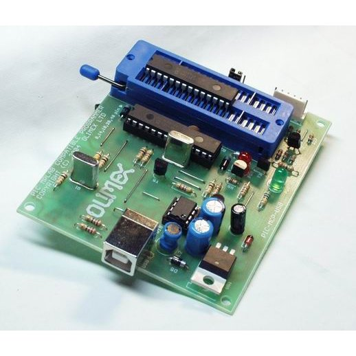 MPLAB Compatible ZIF Programmer - USB Powered (Sale)