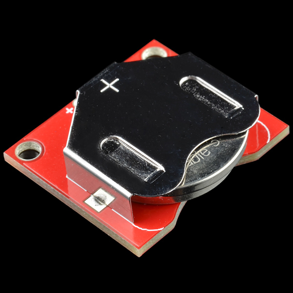 Coin Cell Battery Holder Breakout - 24.5mm (PTH)