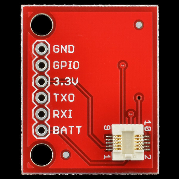 SparkFun GS407 Breakout Board