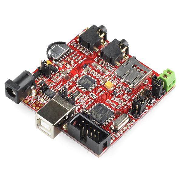 Breakout Board for VS1053 MP3/SD Module