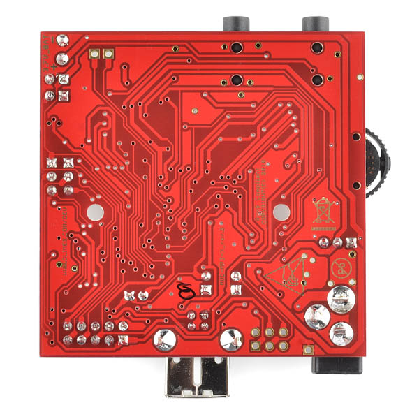Breakout Board for VS1053 MP3/SD Module