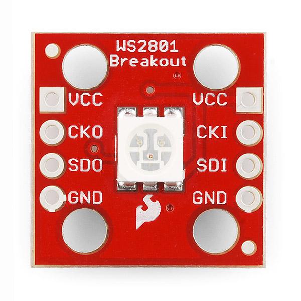WS2801 Breakout