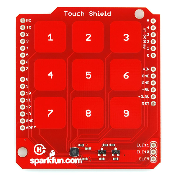 Touch Shield