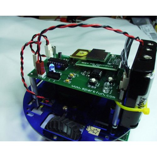 Polarized Connectors - Header (5-Pin)