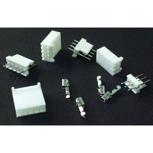 Polarized Connectors - Header (5-Pin)