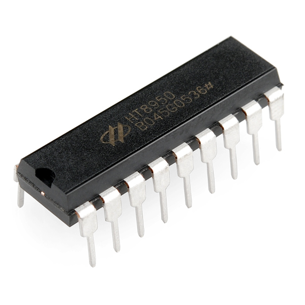 Voice Modulator IC - HT8950