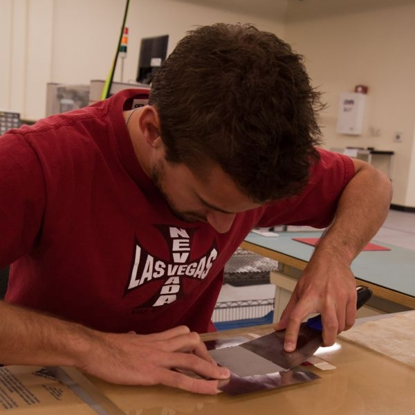 Stenciling Class - July 14th, 2011