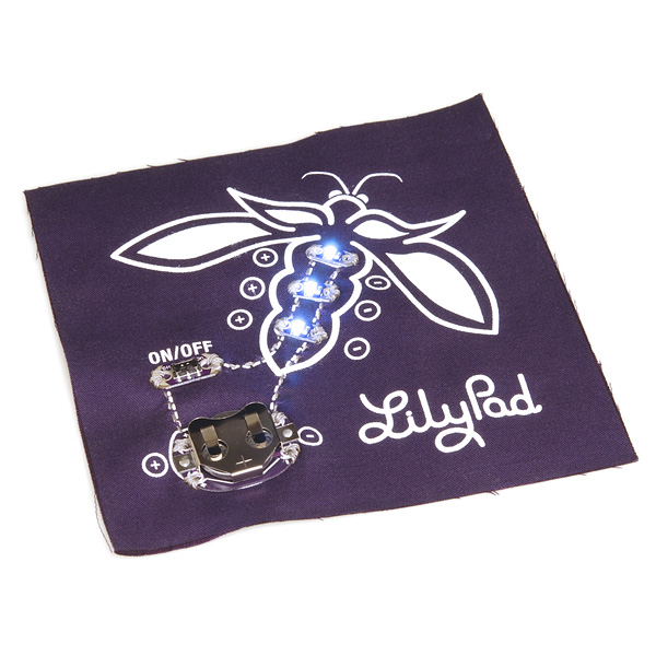 LilyPad TechStyles Kit