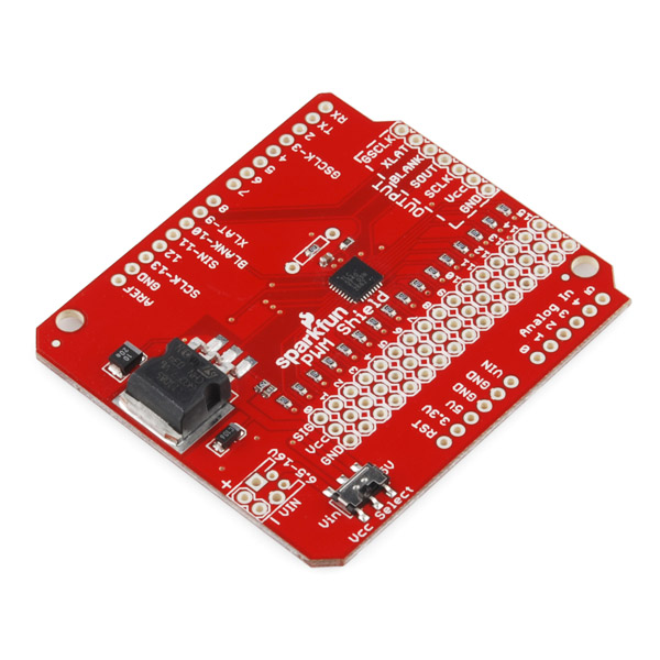 SparkFun PWM Shield