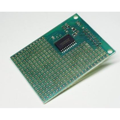 Prototype Board for MSP430F1121