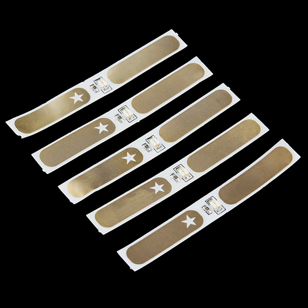 StarBoard Flexible LED Strip - White (5 pack)