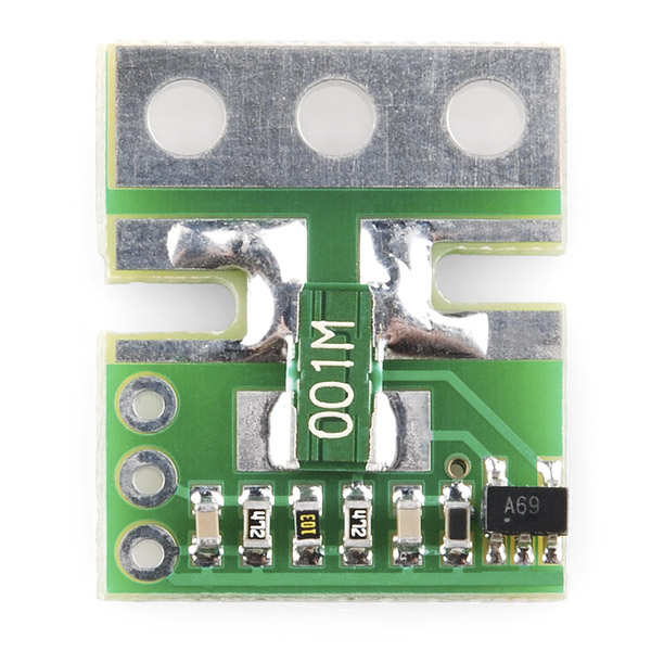 AttoPilot Voltage and Current Sense Breakout - 45A