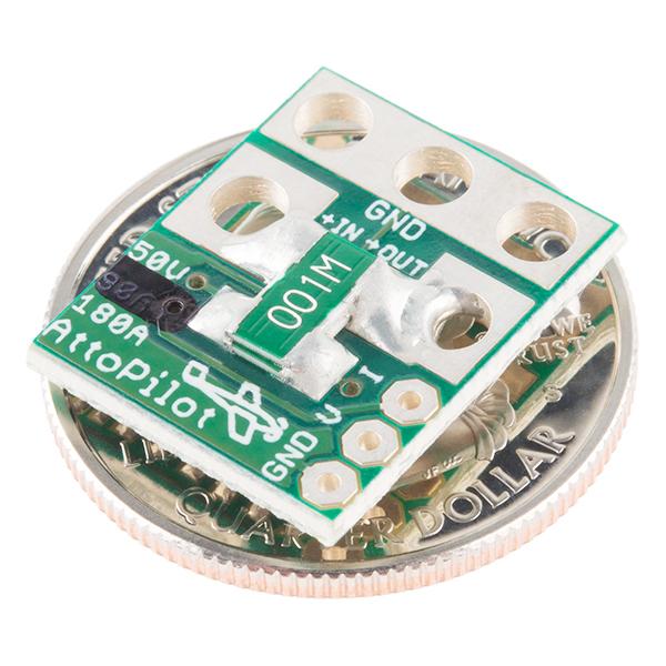 AttoPilot Voltage and Current Sense Breakout - 180A